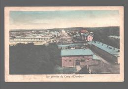 Elsenborn - Vue Générale Du Camp D'Elsenborn - Colorisée - Elsenborn (camp)