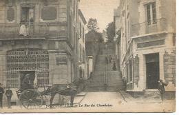 Ac15/       29   Quimper    Rue Des Chambriers  (animations) - Quimper