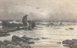 *** PEITURE ***  Salon De Paris  1906 --  Soleil Couchant Par MARONIEZ Neuve TTBE - Paintings