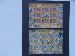 YOUGOSLAVIE -  En Feuillets   N° 2681 / 82  Europa Cept    Année 1997   Neuf XX ( Voir Photo )  17 - Unused Stamps