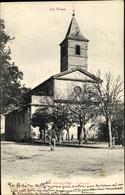 Cp Briatexte Tarn, L'Eglise - Autres Communes