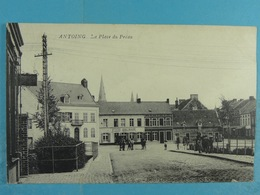 Antoing La Place Du Préau - Antoing