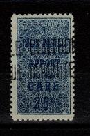 Algerie - Colis Postaux N** Luxe YV 7b (bleu Sur Verdâtre) - Colis Postaux