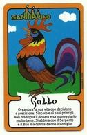 San Marino - Tessera Telefonica Da 10.000 Lire T611 - Zodiaco