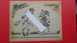 OF(Osvobodilna Fronta).Propaganda.2.world War-original!Belogardizem(belogardist). - Unclassified