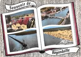 Ile D'Oléron - Souvenir De ... BOYARDVILLE - Vues Multiples - Livre Ouvert - Ile D'Oléron