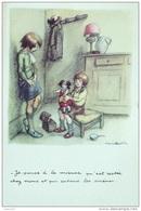 CPA-A864-POULBOT-LUTTE Contre Le TAUDIS-JE PENSE à La MIENNE... - Humour
