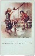CPA-A865-POULBOT-LUTTE Contre Le TAUDIS-JE VOUDRAIS DEJA ETRE SOLDAT... - Humor