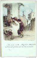 CPA-A882-POULBOT-LUTTE Contre Le TAUDIS-AH MA VIEILLE CHEZ NOUS... - Humour