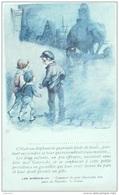 CPA-A894-POULBOT-ILLUSTRATION-LES MISERABLES-1920 - Humour