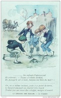 CPA-A897-POULBOT-ILLUSTRATION-LA LEGENDE Des SIECLES II-1920 - Humor