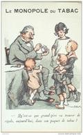 CPA-A898-POULBOT-ILLUSTRATION-LE MONOPOLE Du TABAC-1920 - Humor