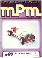 MAQUETTES-PLASTIQUE MPM-1979- 97-SOMMAIRE DETAILLE + PHOTOS - Riviste
