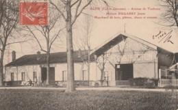 B3-47) AGEN - MAISON DUGARRY JEUNE - BOIS DE CONSTRUCTION - MARCHAND DE BOIS - AVENUE  DE TOULOUSE - Agen