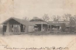B3-47) AGEN - MAISON DUGARRY JEUNE - BOIS DE CONSTRUCTIONS  1873 - MARCHAND DE BOIS - AVENUE  DE TOULOUSE - Agen