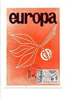 OBLITERATION EXPO PHILA. EUROPA PARIS 1965 - Postmark Collection (Covers)