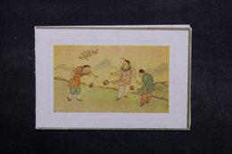 CHINE - Carte Souvenir De Noël Et De Nouvel An , à Voir - L 32514 - Vieux Papiers