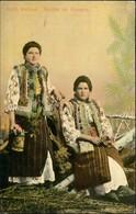 Rumänien (allgemein) România Trachten/Typen Rumänien Frauen 1915 - Roumanie