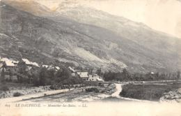 Monnétier Les Bains (05) - Le Dauphiné - Otros Municipios