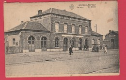 Leopoldsburg - De Statie - 1920 ( Verso Zien ) - Leopoldsburg