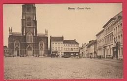 Boom - Groote Markt - 1928 ( Verso Zien ) - Boom