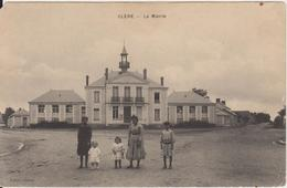 CLERE - LA MAIRIE - Cléré-les-Pins