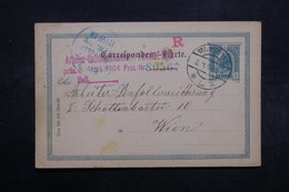 AUTRICHE - Entier Postal De Wien Pour Wien En 1902 - L 32520 - Entiers Postaux