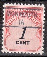 USA Precancel Vorausentwertung Preo, Locals Iowa, Monmouth 841 - Vereinigte Staaten