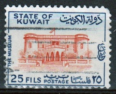 Kuwait 1968 Single Used 25 Fils Stamp From The National Museum Set.. - Kuwait