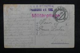 ALLEMAGNE - Carte Postale De Waidhofen En Feldpost Pour Krain En 1917 , Griffes Militaire - L 32524 - Germania