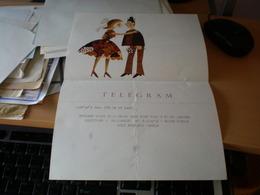 Telegram Foca  To Beograd - 1945-1992 Repubblica Socialista Federale Di Jugoslavia