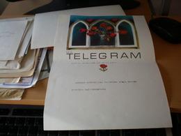 Telegram Gorazde  To Beograd - 1945-1992 Repubblica Socialista Federale Di Jugoslavia