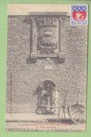 Paris : 14 Rue De L'Estrapade, Armoiries De La Ville De Paris. TBE. 2 Scans. Edition Vieux Paris - Arrondissement: 05