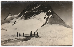 JUNGFRAUJOCH, SWITZERLAND. POSTED 1928 - BE Berne