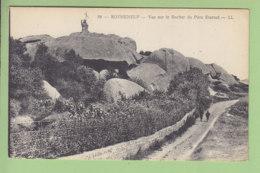 ROTHENEUF : Vue Sur Le Rocher Du Père Eternel. 2 Scans. Edition LL - Rotheneuf