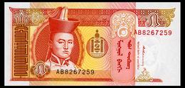 MONGOLIA 5 TUGRIK ND(1993) Pick 53 Unc - Mongolia