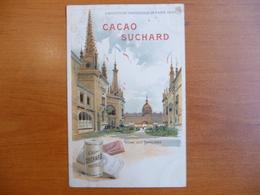 CPA - Cacao Suchard- Exposition Universelle De Paris 1900 - Dôme Des Invalides - Werbepostkarten