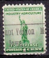 USA Precancel Vorausentwertung Preo, Locals Iowa, Mount Vernon 486 - Vereinigte Staaten