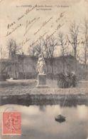 Castres (81) - Le Jardin Fracasti - La Sculpture Par Corporandi - Castres