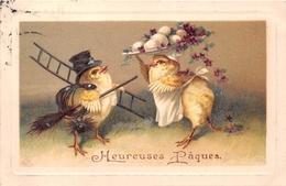 ¤¤  -   Heureuses Pâques  -  Poussin Ramoneur  -  Illustrateur     -  ¤¤ - Pâques