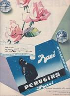 (pagine-pages)PUBBLICITA' PERUGINA  Settimanaincom1958/45. - Altri