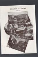 Paris Rue ND Des Champs : Circulaire Du COLLEGE STANISLAS  1907 (PPP10933) - Advertising