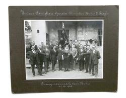 Fotografia Unione Famigliare Operaia Ricreativa Mutua Di Reaglie - 1926 - Foto