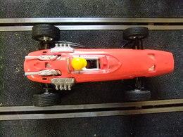 SCALEXTRIC Exin BRM  C 37 Rojo - Circuitos Automóviles