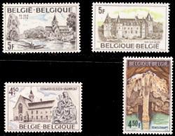 Belgium 1832/35**  Tourisme  MNH - Belgique