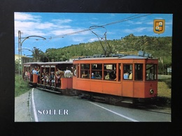 Solller  Mallorca - Strassenbahnen