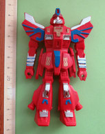ROBOT RED - Figurines