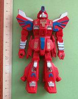 ROBOT RED - Figurillas