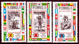 Dominica-018 - Emissione 1969 (++) MNH - Senza Difetti Occulti. - Dominica (...-1978)