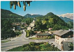 Tschagguns Im Montafon Gegen Golm Und Zimba - (Vorarlberg, Austria) - Bludenz